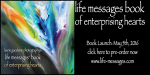 life messages™ book of enterprising hearts: pre-order now!